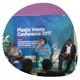 Ghana Recycling Initiative by Private Enterprises